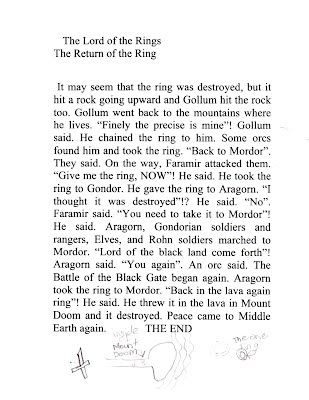 Return of the Ring